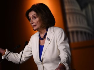 Pelosi: 'An attack on the whistleblower is an attack on the integrity of our system'