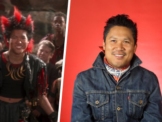 'Hook' star Dante Basco on best moments as Rufio, working with Robin Williams
