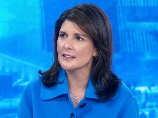 Nikki Haley: 'Let the people decide' if Trump should stay in office