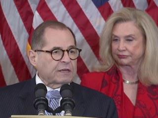 Nadler unveils articles of impeachment: 'No one is above the law'