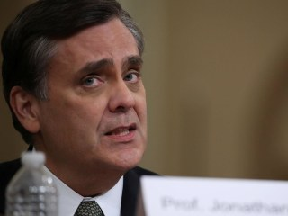 Turley: If you rush impeachment 'you're going to leave half the country behind'