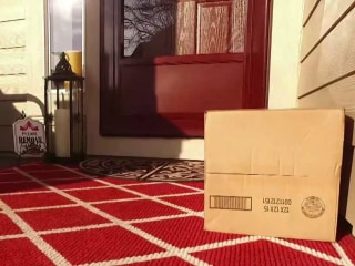How one police department is combatting the growing number of porch pirates