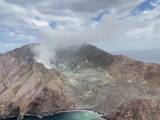 Dangerous recovery mission underway after New Zealand volcano eruption