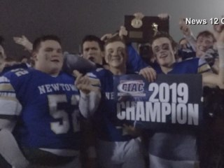 Newtown wins football championship exactly 7 years after Sandy Hook shooting
