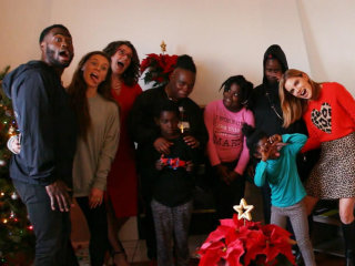 NFL player Brandin Cooks surprises single mom with furnished home