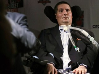 Ice Bucket Challenge founder Pete Frates dies at age 34