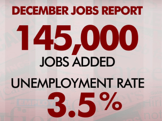Breaking down the last jobs report of the decade
