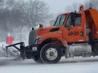Massive winter storm brings dangerous travel from coast to coast