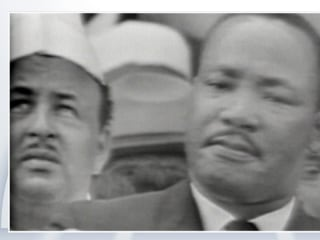 TODAY remembers Martin Luther King with 'I have a dream' speech