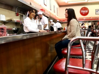Visit the last remaining Woolworth's Luncheonette