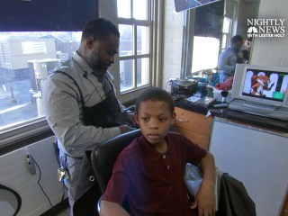 Principal makes a difference in students' lives one haircut at a time (Part 1)