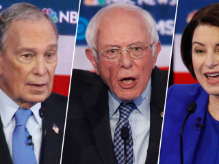 Watch highlights of the Democratic debate in 5 minutes