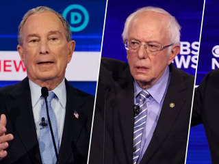 Watch highlights of the South Carolina Democratic debate in 5 minutes