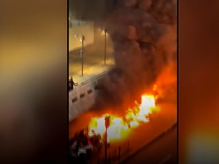 Huge blaze in Paris forces evacuation of Gare de Lyon train station