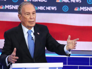Bloomberg says he's 'against' redlining, clarifies past quote