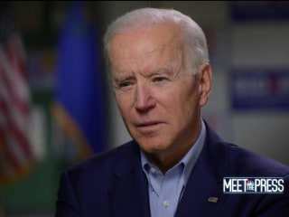 Biden: 'I'm disappointed' in Lindsey Graham