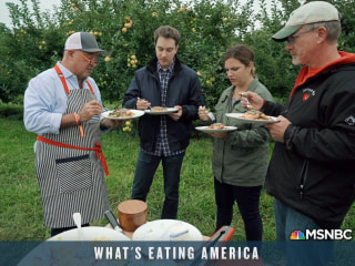 Apple farmers witness effects of climate change