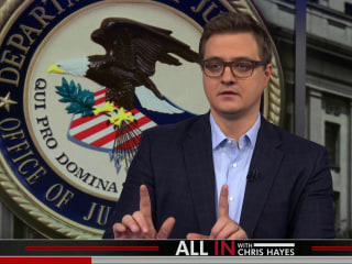 Chris Hayes: The only thing to stop Trump is us