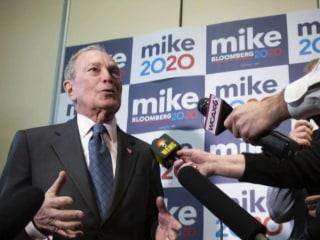 Bloomberg qualifies for Las Vegas Democratic debate