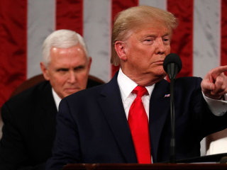 Watch President Trump's full 2020 State of the Union address