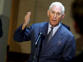 Judge gives Roger Stone 'tongue-lashing' before sentencing him to 40 months in prison