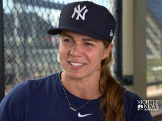 Meet the Yankees' first female minor league hitting coach (Part 1)