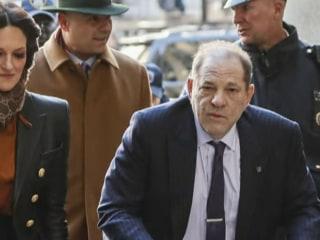 Harvey Weinstein's defense team asks judge to throw out juror