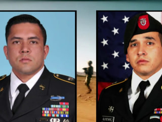 Two U.S. soldiers killed in Afghanistan attack identified