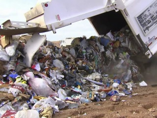 Growing number of cities suspending recycling programs over rising costs