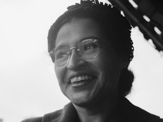 Rosa Parks reflects on sparking a movement (Part 1)