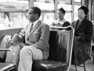 Rosa Parks reflects on sparking a movement (Part 2)