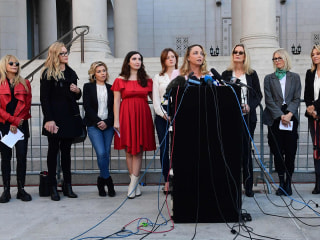 Weinstein trial juror says she hopes women who testified can 'move forward'