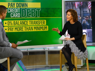 Try a 'cash diet' to dig yourself out of credit card debt