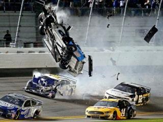 Driver Ryan Newman is awake and talking after Daytona 500 crash