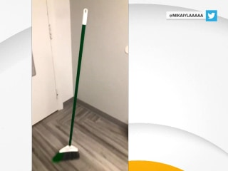 'Broom challenge' sweeps the nation, and more Highs and Lows