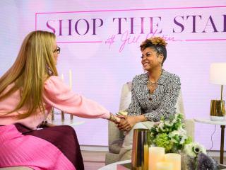 Taraji P. Henson dishes her fashion and beauty favorites on 'Shop the Stars'