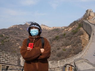 The Great Wall of China partially reopens as coronavirus cases drop in country