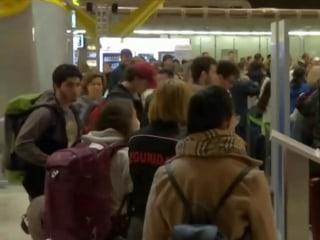 Trump's Europe travel ban starts tonight