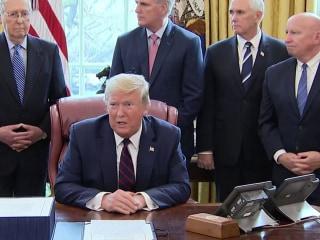 'We need the ventilators': Trump invokes Defense Production Act for medical supplies