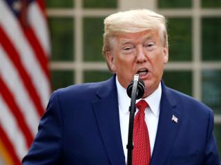 Trump: Coronavirus 'peak death rate' to hit in two weeks