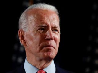 Joe Biden: Sanders 'didn't just run a political campaign, he created a movement'