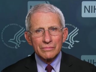 Dr. Fauci on curbing death toll: States must 'strictly' follow guidelines