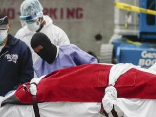 U.S. reels as coronavirus death toll climbs