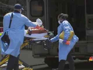 As U.S. coronavirus death toll climbs, some states show signs of progress