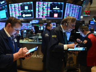 Stock Market rallies after Sanders drops out of race