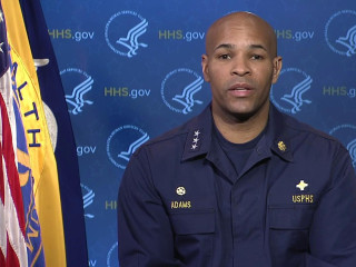 Surgeon general Jerome Adams: I 'never saw' memo warning of pandemic