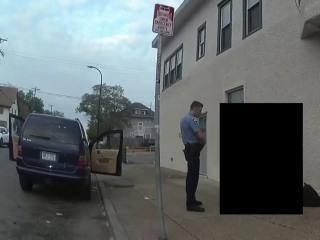 Police release redacted bodycam footage of George Floyd incident