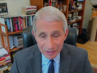 Dr. Fauci warns of 'serious' consequences if states reopen too quickly