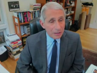 Dr. Fauci: 'A bridge too far' to expect coronavirus vaccine in time for next school year