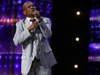 Wrongfully convicted man freed after 37 years inspires with 'America's Got Talent' audition